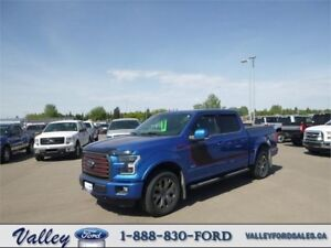 SET YOURSELF APART FROM THE REST! 2016 Ford F-150 Lariat