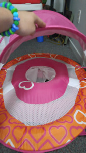 Baby/Toddler Floater And Sun Sheild $40
