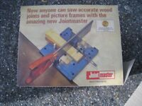 Joint Master Mark II sawing jig - still in original box + instructions