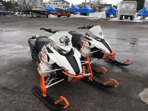 2015 arctic cat XF 6000 LTD 137 sentier
