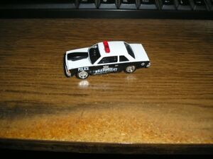 JOHNNY LIGHTNING 1981 CHEVY MALIBU BEAT THE HEAT PATROL CAR