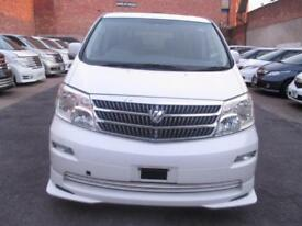 2005 TOYOTA ALPHARD MZ G Edition 3.0 V6 Automatic Leather Seats Sunroof 4WD