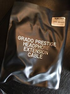 Grado headphone extension cable - *SEALED*
