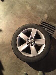 """Mags d'origine de Volkswagen 16"""""""