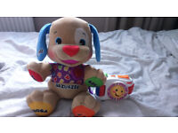 Fisher-Price Laugh & Learn Learning Puppy and Camera