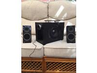 Microlab M910 2.1 speaker set