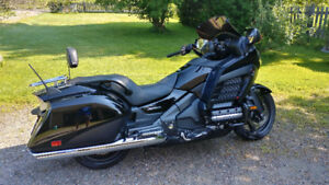 2013 Honda Goldwing F6B