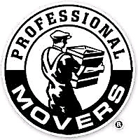 Professional mover with truck
