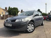 RENAULT MEGANE 1.5 DCI DIESEL ROAD TAX ONLY £30 A YEAR 2006-REG LONG MOT VERY ECONOMICAL CAR