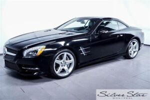 2014 Mercedes-Benz SL550 Roadster