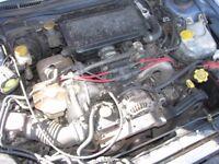 Subaru Impreza 2.0 EJ20 Turbo Engine 93-98