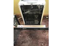 Neff slimline integrated dishwasher
