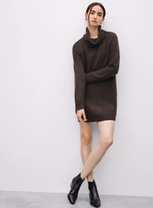 Aritzia Talula ALDRED Sweater Dress sz Small