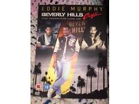 Beverley Hills Cop the complete line up (3 films)