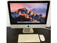 "Apple iMac 21.5"", Intel Core i5 2.5GHz Quad-Core Processor, 4GB RAM, 500GB HDD (Mid May 2011)"