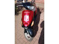 Directbike 50cc 4 stroke Moped