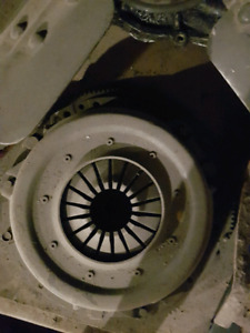 5.0 mustang clutch pressure plate and flywheel