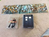 The complete first series of the ninth doctor in doctor who