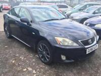 2006/56 Lexus IS 220d 2.2TD sr Multimedia SE LONG MOT EXCELLENT RUNNER