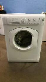 7kg Hotpoint Washing Machine Can Deliver With a 3 months Guarantee