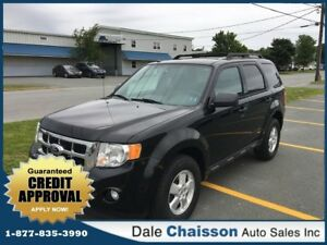 2012 Ford Escape XLT (All Wheel  Drive)