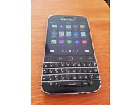 Blackberry Classic Black Unlocked No Box or Accessories.