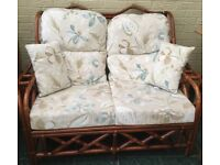 Cane furniture very good condition £100 but open to offers