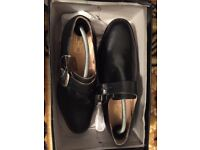 Hand Made shoes by Samuel Wilson Size 7 In box never worn