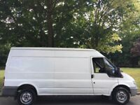 2004 FORD TRANSIT 350 LWB H/R 2.4L .BRILLIANT DRIVE.RECENTLY SERVICED.SERVICE HISTORY. CLEAN.NO VAT.