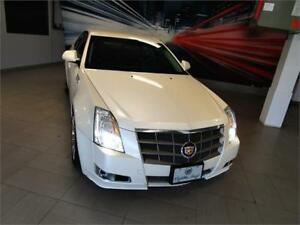 2010 Cadillac Berline CTS