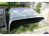 Ifor Williams Aluminium Nissan Pickup Stock Top/Canopy