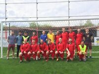 Union FC - Saturday 11-a-side Men's football team - Players needed