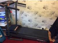 Yok pacer 2750 foldable treadmill