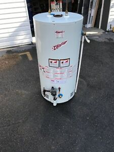 "50 Gal - ""Giant"" Gas Hot Water Tank"