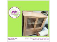 SALE NOW ON!! Display Cupboard With Drawers - Can Deliver for £19