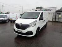 Renault Trafic Sl27dci 115 Business+ Van A/C DIESEL MANUAL WHITE (2015)