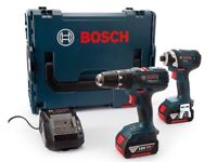 Brand New Bosch Drill and Impact Driver