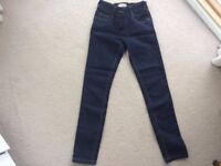 Girls M&S Jeans Age 8/9yrs Brand New