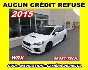 2015 Subaru WRX **Sport-tech**Cuir,Toit ouvrant,Mags**