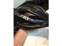 Men's giro revel x bicycle helmet size 54-61cm