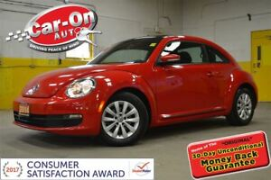 2014 Volkswagen Beetle 2.5L Comfortline PANO ROOF HEATED SEATS A