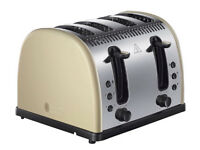 Brand new Russell Hobbs Heritage Toaster kitchen
