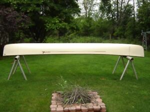 First Gen. Winisk Expedition Canoe