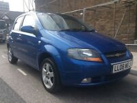 2008 CHEVROLET KALOS AUTOMATIC PETROL IDEAL FIRST CAR ULTRA LOW RUNNING COSTS ALLOY WHEELS ECT