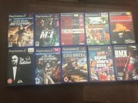 Ps2 games 50p each or £30 for them all