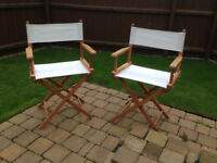 Wooden Directors Chairs