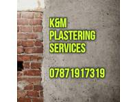 K&M Plastering Services