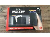 RFID Wallet fraud protection mens designer