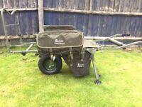 Prestige Carp Porter Mk2 Fat Boy Fishing Barrow