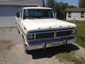 1970 Ford Ranger XLT pick up